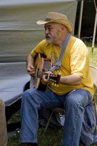gra na gitarze