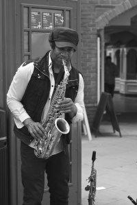 saksofon