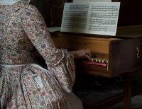 Gra na klawesynie