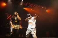 koncert  50 Cent & G-Unit