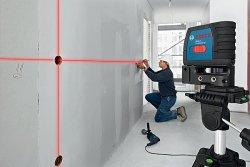 Laser krzyżowy GLL 2 Professional